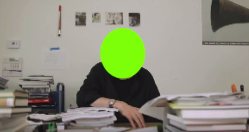 The Guy That Put Dots Over People's Faces